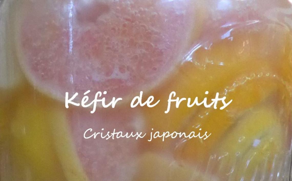 Kéfir de fruits