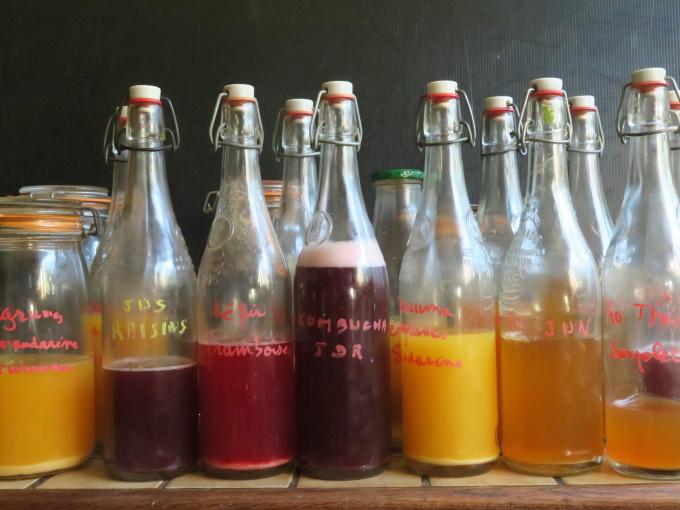 ferments divers